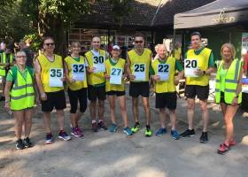 Park Run Pacers 06 July 2019