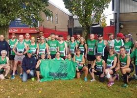 Striders at Swindon Half
