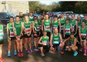 Cricklade Half and 10k Oct 2019