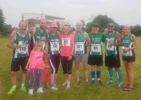 Hungerford Harey 8 finish June 2019