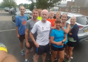 Hill repeats August 2019
